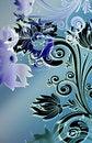 Free Spring Noveau Motif Stock Photos - 7007813