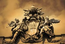 Free Trevi Fountain Stock Photography - 7006042