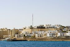 Free Hotel Complexes In Hurghada, Egypt Stock Photo - 7006050