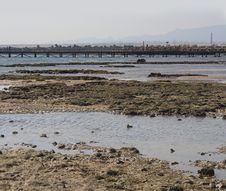 Free Hurghada Beach Pier, Egypt Stock Image - 7006061