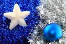 Free Christmas Decorations Royalty Free Stock Image - 7006396