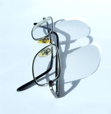 Free Glasses For Reading Stock Photo - 7006400