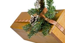 Free Wooden Gift Box Stock Photo - 7006700