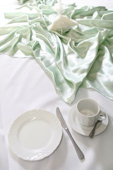 Free Formal Breakfast 1 Royalty Free Stock Photo - 7006785