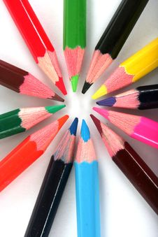 Free Crayons Stock Photo - 7007110