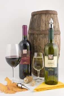 Free Wine Composition Stock Photography - 7007162