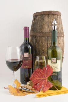 Free Wine Composition Stock Image - 7007171