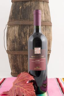 Free Wine Composition Royalty Free Stock Image - 7007216
