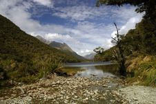 Free The Routeburn Track 4 Stock Photography - 7008892