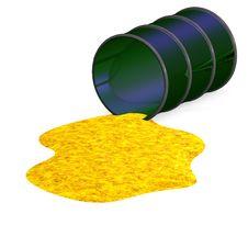 Free Tumble Down Barrel Stock Photos - 7009583
