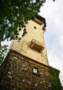 Free Diana Tower From Ground Stock Photography - 7014722