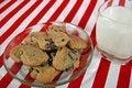 Free Milk  N Cookies Stock Photos - 7014983