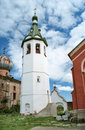 Free White Bell Tower Stock Photography - 7017822