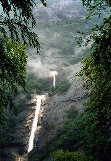 Free Yellow Mountains Stock Image - 7010201
