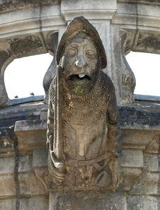 Free Medieval Gargoyle Stock Image - 7010621