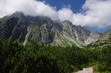 Free High Tatras Royalty Free Stock Photos - 7010738