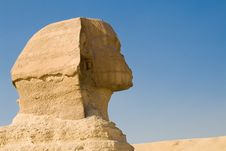 Free The Sphinx Royalty Free Stock Image - 7011126