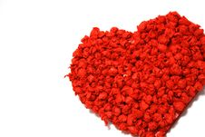 Free Red Heart Stock Images - 7011754