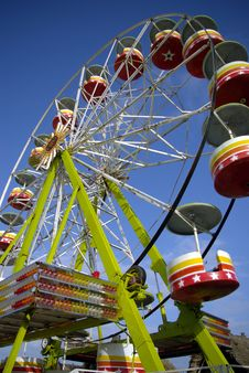 Free Ferris Wheel Stock Image - 7011831