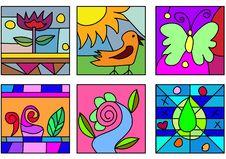 Doodle Art Stock Photo
