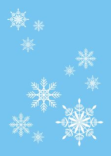 Free Snowflakes 3 Stock Photo - 7011930