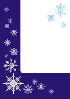 Free Snowflakes 6 Royalty Free Stock Photos - 7011948