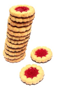 Free Cookies. Royalty Free Stock Image - 7012076