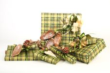 Free Christmas Presents Royalty Free Stock Photos - 7012348