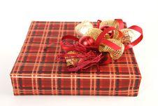 Free Christmas Present Stock Photography - 7012512