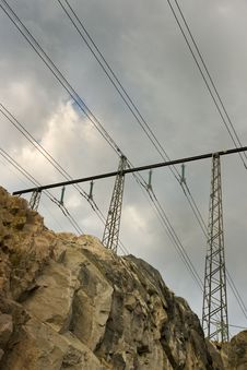 Free Power Line Stock Photo - 7012760