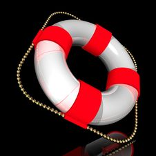 Free Lifebuoy Ring Royalty Free Stock Photo - 7012855