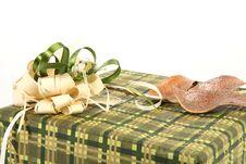Free Christmas Present Royalty Free Stock Photo - 7012995