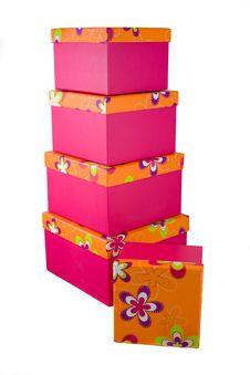 Free Gift Boxes 6 Stock Photos - 7013073