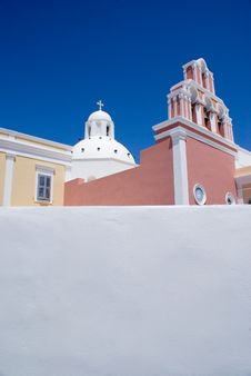 Free Thira, Santorini, Greece Stock Photos - 7013673