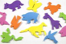 Free Colorful Animals Close Up Stock Photos - 7014263