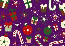 Free Christmas Background Royalty Free Stock Photos - 7015348