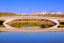 Free Bridge Royalty Free Stock Image - 7015376