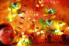 Free Christmas Decorations Royalty Free Stock Photos - 7015408