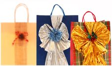 Free Paper Bags Royalty Free Stock Photography - 7015737
