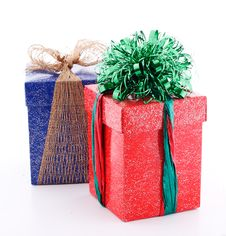 Free Gift Boxes Stock Photography - 7015832