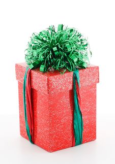 Free Gift Box Royalty Free Stock Images - 7015839
