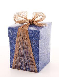Free Gift Box Royalty Free Stock Image - 7015846