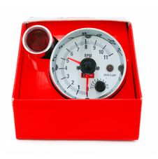 Free Tachometer With Indicator Stock Images - 7015994
