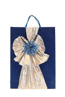 Free Paper Bag Royalty Free Stock Photos - 7016028