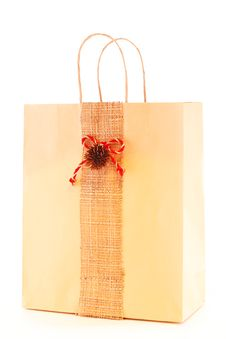 Free Paper Bag Royalty Free Stock Images - 7016039