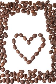 Free Love For Coffee. Stock Photography - 7016122