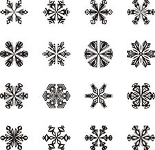 Free Snowflakes Royalty Free Stock Images - 7016729