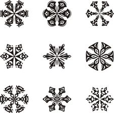 Free Snowflakes Stock Image - 7016731