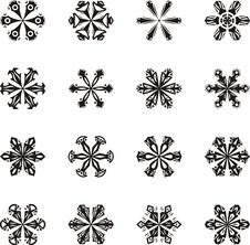 Free Snowflakes Stock Images - 7016744