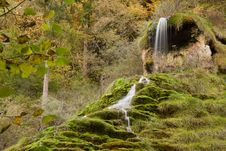 Free Sacred Waterfall. Stock Photos - 7016763